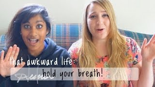 getlinkyoutube.com-The Awkward Hold Your Breath Challenge