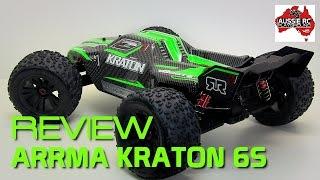 getlinkyoutube.com-Review: ARRMA Kraton 6S 1/8 Scale Monster Truck/Truggy