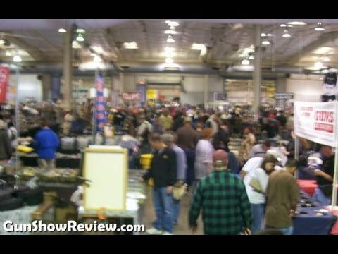 Crossroads of the West Gun Show 2009 (SAR Show)