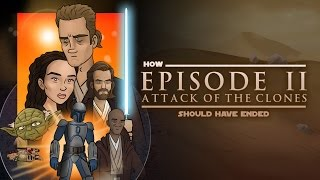 getlinkyoutube.com-How Star Wars Attack Of The Clones Should Have Ended