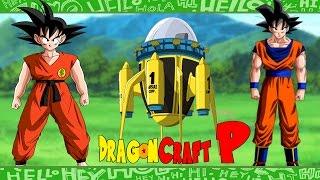 """getlinkyoutube.com-Minecraft Pocket Edition: DragonCraft P (Dragon Ball Z)- """"Goku Volta Para O Futuro"""" #3"""