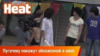 Аллу Пугачеву покажут обнаженной в кино