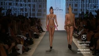 getlinkyoutube.com-BEACH BUNNY - MERCEDES-BENZ FASHION WEEK SWIM 2014 COLLECTIONS