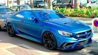 985HP Mansory S63 AMG Diamond Edition in Cannes