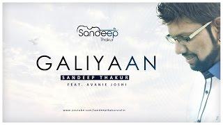 getlinkyoutube.com-Galiyaan (Violin Cover) | Ek Villain | Sandeep Thakur Feat. Avanie Joshi