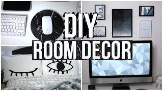 getlinkyoutube.com-DIY TUMBLR ROOM DECOR 2016!! DIY