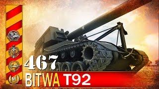 getlinkyoutube.com-T92 - babokus maximus - BITWA - World of tanks