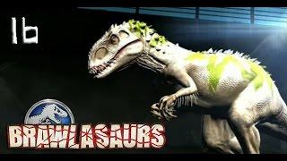 getlinkyoutube.com-Indominus Rex | BRAWLASAURS WEEK | Jurassic World: The Game [Episode 16]