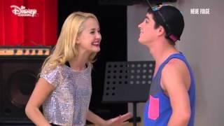 getlinkyoutube.com-Violetta 2 - Maxi hilft Naty beim Tanzen (Folge 67)