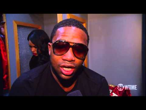 Exclusive Clip from Post-Fight Interview with Adrien Broner
