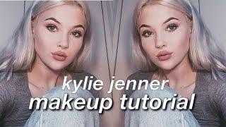 getlinkyoutube.com-Kylie Jenner Makeup Tutorial   okaysage