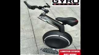 "getlinkyoutube.com-Gyromotorz R3 One Wheel Self Balancing bike Electric Scooter, ""Mini-Segway"", ""Hoverboard"" io hawk"