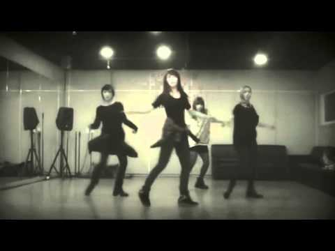 [HD] 120221 Miss a - Touch Dance Tutorial + Dance Practice + MV Making (Full Ver.)