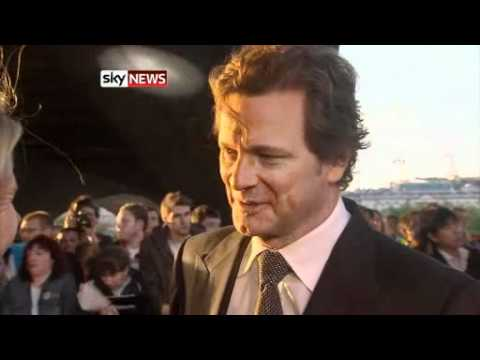 Colin Firth at the Tinker Tailor Soldier Spy London Premier 13.09.2011