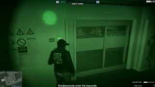 getlinkyoutube.com-GTA V: Humane Labs Raid Heist Elite Challenge