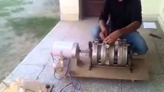 getlinkyoutube.com-Sumber listrik gratis tanpa bbm dan listrik PLN