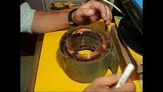 getlinkyoutube.com-Conexionado de bobinas de un motor monofasico
