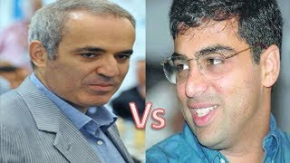 Kasparov destroyed Anand (Great Attacking Chess)