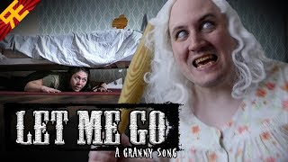 LET ME GO: A Granny Song (live action musical) width=