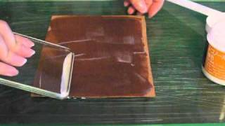 getlinkyoutube.com-革パスケースの作り方その1〜革の床処理