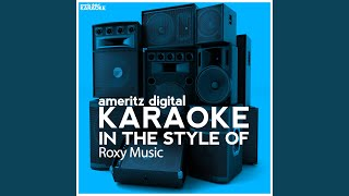 getlinkyoutube.com-More Than This (Karaoke Version)