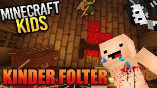 getlinkyoutube.com-KINDER FOLTER ?! 😰 | Minecraft Kids