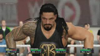getlinkyoutube.com-WWE 2K17 OMG Moments