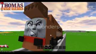 getlinkyoutube.com-Roblox Thomas & Friends: The Chase Scene (FANMADE)