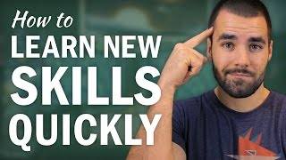 getlinkyoutube.com-How to Learn a New Skill Quickly: A 4-Step Process