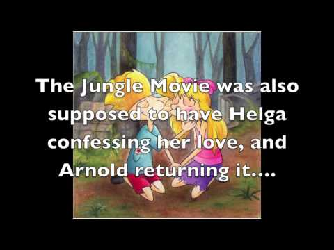 Hey Arnold Save The Jungle Movie (Facebook group and petitio