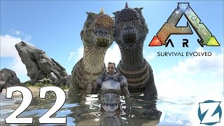 getlinkyoutube.com-ARK Survival Evolved Gameplay - Mate Boosted Spinosaurus - Let's Play Ep22 (1080p 60FPS)