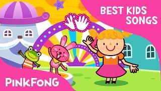 getlinkyoutube.com-If You're Happy | Best Kids Songs | PINKFONG Songs for Children