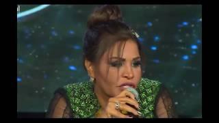 getlinkyoutube.com-لن تستطيع الفنانة أحلام المشاركة بلجنة التحكيم Arab Idol 4 الموسم الرابع  بسبب هذا الفيديو