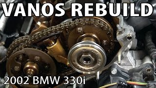 getlinkyoutube.com-BMW 330i 325i E46 Vanos Rebuild