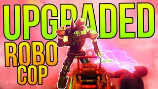 getlinkyoutube.com-Black Ops 3 Zombies Easter Egg: UPGRADED GOLD CIVIL PROTECTOR! BO3 Zombies Civil Protector Gameplay