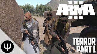 getlinkyoutube.com-ARMA 3: Takistan Life Mod — Terror — Part 1 — Terrorist Negotiations!