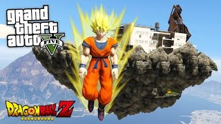 "getlinkyoutube.com-GTA 5 Mods - DRAGON BALL Z ""SUPER SAIYAN GOKU"" MOD!! GTA 5 Dragon Ball Z Mod! (GTA 5 Mods Gameplay)"