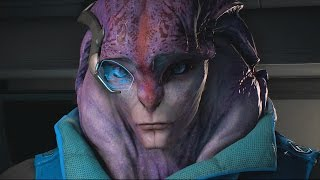 Mass Effect Andromeda: Jaal Romance Complete All Scenes width=