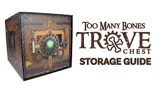 Too Many Bones Trove Chest: Storing Your Collection