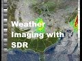 Receiving NOAA Weather Satellite Images with $10 USB SDR Device Tutorial