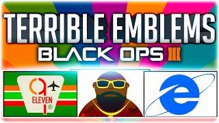 getlinkyoutube.com-Terrible Emblems #6 (Funny Black Ops 3 Emblems!)