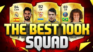 getlinkyoutube.com-THE BEST 100K TEAM ON FIFA 16!!! Fifa 16 Dual Hybrid Squad Builder