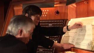 getlinkyoutube.com-Johann Sebastian Bach - Toccata con Fuga in D minor, BWV 565 (Ernst-Erich Stender)
