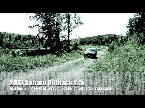 Subaru Outback light offroad drive (Song: Anumati - Monkey Temple)