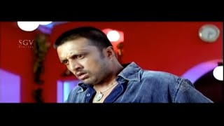 Sudeep Latest Kannada Movie | Kannada Full Movie 2017 | Sudeep Moives