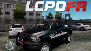getlinkyoutube.com-GTA IV : LCPDFR 1.0 - Sheriff Patrol