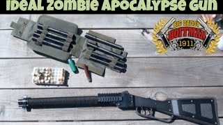 getlinkyoutube.com-Chiappa X-Caliber Survival Shotgun