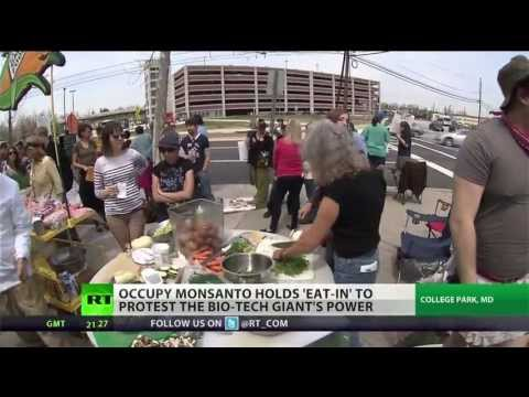Occupy Monsanto Eat-in