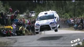 getlinkyoutube.com-Mitsubishi Lancer Evolution TRIBUTE [HD]   Show, Jumps & Full Attack   @CMSVideo1