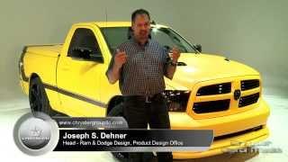 getlinkyoutube.com-Dodge Ram 1500 Rumble Bee   AutoMotoTV